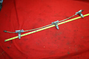 Mg Mgb 68 80 Windshield Wiper Linkage Assembly Wheel Boxes And Tubes