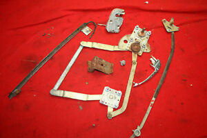 Mg Mgb 65 67 Lh Door Window Regulator Door Latch And More