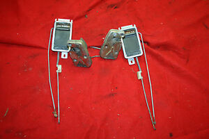 Mg Mgb 68 80 Door Latches Inner Door Handles
