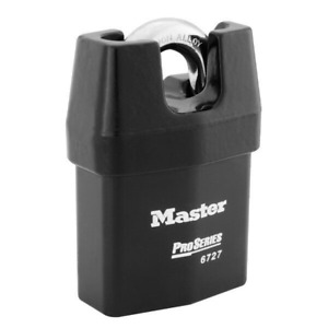 Master Lock Padlock With Schlage Everest Primus Cylinder