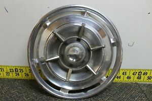 Oem Gm Single 15 Spinner Hub Cap Wheel Cover A6 1961 Buick 900