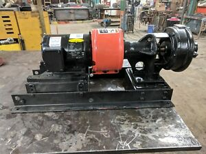 Industrial Water Pump 75 Gpm new