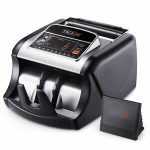 Money Counter With Uv mg ir Detection Bill Counting Machine With Counterfeit De
