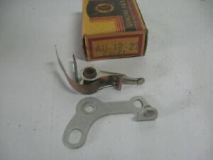 Vintage 48 51 Hudson 8 Cyl Ignition Point Contact Set P D Nors