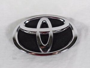 E Fit Toyota Corolla Front Bumper Emblem Front Grille Logo Badge 2009 2013 Head