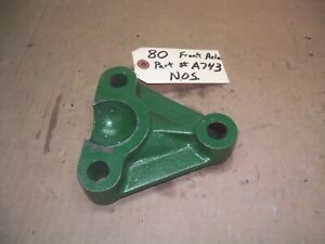 Oliver 80 90 Farm Tractor New Old Stock Wide Front Wishbone Yoke