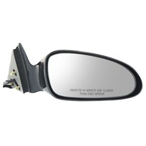 Power Mirror For 2000 2007 Chevrolet Monte Carlo Front Passenger Side Paintable