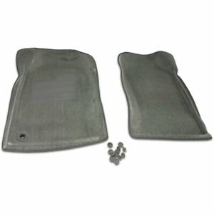 Lund New Floor Mats Carpet Front Gray For Toyota Tacoma 1996 2004