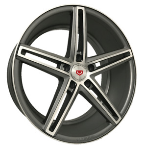 4pcs Cv5 18inch 8j 9j 5x112 Alloy Wheel Cheap Rims Silver M gunmetal 776 7