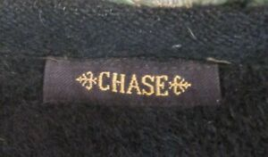 Vintage Chase Buggy Carriage Lap Blanket With Muff Pockets For 3 People