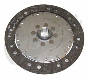 Clutch Disc Fits Jeep 2005 To 2006 Tj Wrangler 2005 Liberty 2 4 Cr 52104581ae