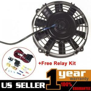 7 Cooling Fan With 200 Degree Thermostat Fan Wiring 50 Amp Relay Kit