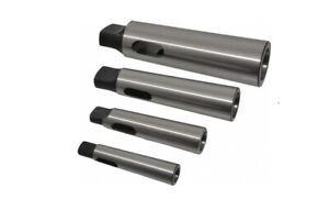 4 Piece Morse Taper Sleeve Set 3900 1850