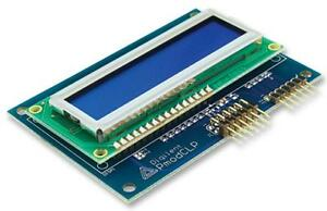 Lcd Module 16x2 Character Lcd 8 bit Parallel Interface Display Upto 32 Differ