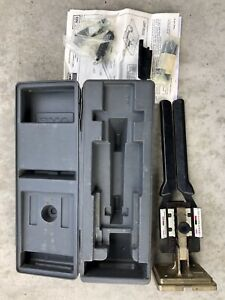 Tyco Amp 229378 1 Champ Mi 1 Butterfly Multi Insertion Crimp Hand Operated Tool