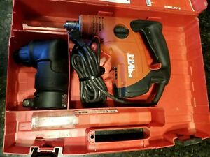 Hilti Te 6 s Sds Rotary Hammer Drill Te ac Right Angle Head Attachment W Case