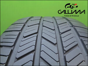 2 Two Tires Excellent Goodyear 255 50 19 Eagle Ls2 107h Runflat Tech Bmw 48331