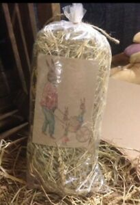 Primitive Handmade Primitive Easter Prim Grass Filler
