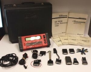 Snap On Mt2500 Diagnostic Scanner Gm Chrysler Ford Jeep Manuals