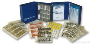 Resistor Kit 3080 piece 144 Values Metal Film