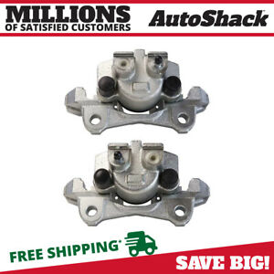 Rear Brake Caliper Pair For 1999 2000 2001 2002 2003 2004 Jeep Grand Cherokee
