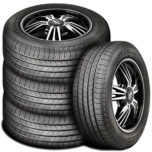 4 New Michelin Defender T h 225 60r16 98h As All Season A s Tires