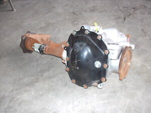 New Oem 2017 18 Silverado 2500hd 3 73 Front Differential Assembly