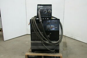 Miller Cp 302 300a Mig Welder Package W 22a Wire Feeder 200 230 460v 3ph