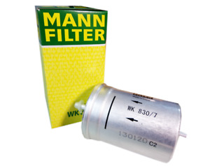 Mann Fuel Filter Wk830 7 For Audi A4 A6 Vw Golf Jetta Cabriolet Corrado Eurovan