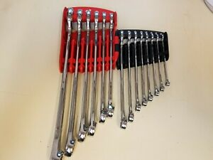 Mac Tools 14 Piece Sae Combo 12 Point Wrench Set Cl82440 Cl302440
