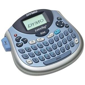 Dymo 1733011 Letratag Lt100 h Label Maker 6 8mm s Color Tape 0 47