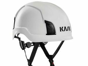 Kask White Zenith Hard Hat