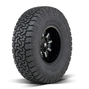 2 New Amp Terrain Pro A T P Lt265 70r17 Load E 10 Ply Studless Winter Tires