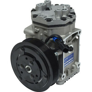 Universal Air Conditioner Uac Co 0042c York Compressor Assembly Freightliner