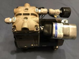 Piston Air Compressor vacuum Pump 1 3hp Thomas 688ce44