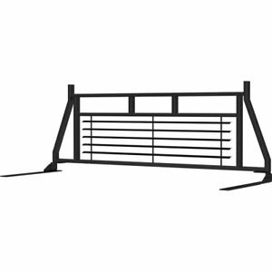 Aries 111001 Bed Bar Powdercoated Black Steel Direct Fit