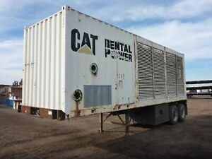York Ycaj66xt846pbs Liquid Chiller Water Trailer Mounted Portable stock 2505