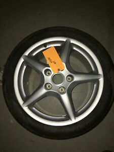 05 06 07 08 Porsche 911 997 4 Alloy Wheels And Tires Oem 580014