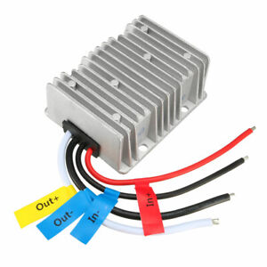 New Big size Waterproof Dc 24v To 13 8v 40a 552w Step down Converter Regulator