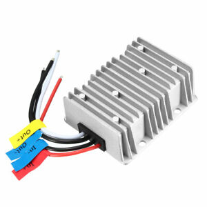 New Waterproof Dc 24v Step down To Dc 12v 30a High Power Converter 360w Big Size