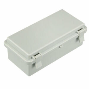 200 X 100 X 70mm Electronic Plastic Diy Junction Box Enclosure Case Gray
