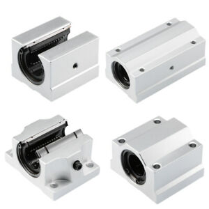 16 30mm Bore Dia Sbr Tbr Scs Linear Motion Ball Bearing Slide Block Units