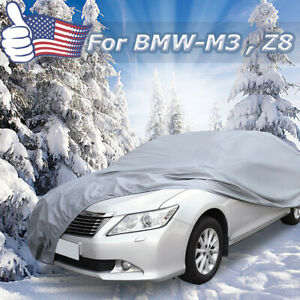 3xxl Peva Automotive Car Cover Outdoor All Weather Breathable 530 X 190 X 160cm