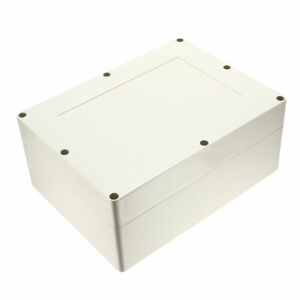 320 240 140mm Electronical Abs Plastic Diy Junction Box Enclosure Case Gray