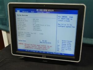 Hp Ap5000 Pos Touchscreen Ic2d 2 80ghz 4gb Ram W Power Adapter tested