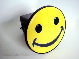 Smile Face Tow Hitch Cover Car Truck Suv Trailer 2 Receiver Happy Plug Cap