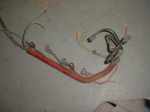 Ford 8n Ford Tractor Complete Wiring Harness 8n Ford