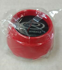 Rota Wheels Center Cap P45 Rb One New Red Cap