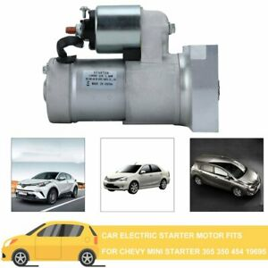 Durable Car Electric Starter Motor Fits For Chevy Mini Starter 305 350 454 19695