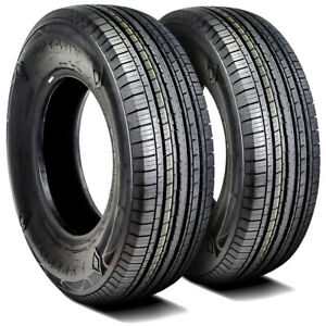 2 New Aptany Expedite Rl101 Lt265 75r16 Load E 10 Ply Light Truck Tires